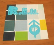 R.E.M. Up 1998 Promo Double Sided Flat Square Poster 12x12