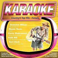 Karaoke: Country's Top Hits - Female