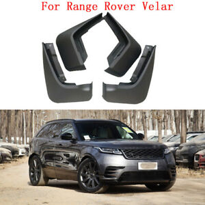 OE Sports Set Splash Guards Mud Guards Flaps Fit For Range Rover Velar 2017-2019