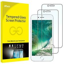 for iPhone 6 Screen Protector JETech Premium Tempered Glass