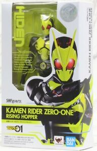 US Seller S.H.Figuarts Kamen Rider Zero One Rising Hopper Bandai Figure
