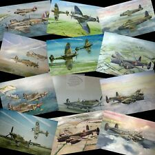 RAF WW2 Aircrafts  Spitfire, Hurricane, Bombers  Exclusively Designed Metal Sign