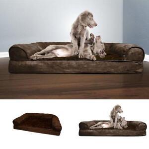 Big Dog Bed Sofa Pet Couch XXXL Great Dane English Mastiff Cushion Puppy Jumbo