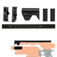 Worker Mod Picatinny Rail Mount Top and Side Combo 4 items for Stryfe Toy