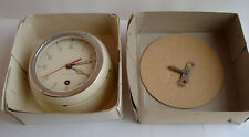 RARE TYPE USSR RUSSIAN SOVIET SUBMARINE NAVY MARINE SHIP WALL CLOCK 3-72