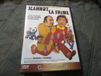 """DVD """"JEANNOT LA FRIME"""" Jean LEFEBVRE, Sophie DAUMIER, Pierre DORIS"""