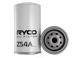 Ryco Oil Filter Z54A