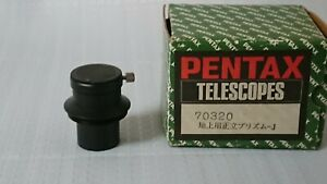 Pentax Upright prism for ground 36.5mm screw type (pitch 1mm) conversion 24.5mm