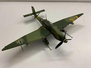 NAZ067 - Franklin Mint Armour Collection B11B265 JU87 Stuka Luftwaffe - B11B265