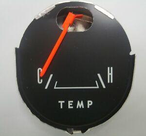 1964 1965 1966 Ford Mustang Water Temperature Gauge 64 65 66