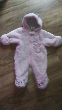 """Duck Duck Goose Baby """"Mommy' loves me""""  Snow  Suit 6-9 months"""
