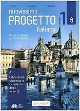 Nuovissimo Progetto Italiano 1 A (italiano). Lehr- und Arbei ... 9788899358440