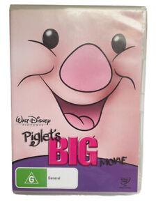 Piglet's Big Movie DVD - Winnie The Pooh Collection - Region 4