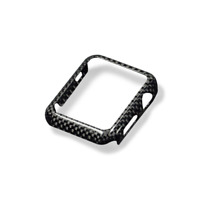 Carbon Fiber Watch Protector Protective Cover Case for Apple Watch iWatch 3 4