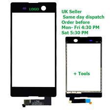 Sony Xperia M5 Frontal Pantalla Táctil Digitalizador Cristal E5603 E5606 E5653 Negro OEM