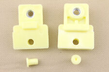NEW 2 Pcs Window Door Glass Channel Clips Sash Clips For Honda For Nissan