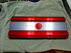 OLD SCHOOL ORION 275G4 1200 WATT HIGH CURRENT BEAST WITH PLUGS WORKS PERFECTLY