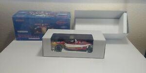 1:18 Action 2004 Sebastien Bourdais #2 McDonald's Indy 1 Of 1,008 Rare Shelf V4