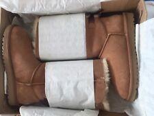 NIB UGG Women's Bailey Bow Tall II Boots Chestnut Size US 7 EUR 38