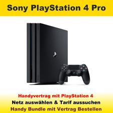 Handyvertrag mit Zugabe Sony PlayStation 4 Pro Handy Bundle Vertrag PS4 Pro