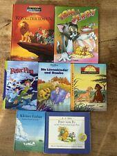 Walt Disney Kinderbücher  7 St. Bilderbücher