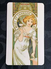 Alphonse Mucha Moët & Chandon Fridge Magnet Art Nouveau Belle Epoque Paris gift