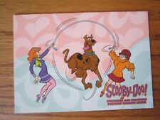 Scooby Doo Mysteries and Monsters Box Topper card BL-2 by Inkworks in 2003