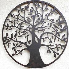 """Große Wanddeko """"Baum des Lebens"""" Lebensbaum 94cm Durchmesser, Eisen sehr stabil"""