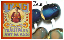"(9,06 €/m) TRAUTMAN ART GLASS ""Zeus"" 4/5x330mm (2nd Quality Rods)"