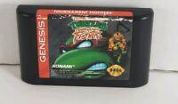Teenage Mutant Ninja Turtles: Tournament Fighters (Sega Genesis Pins Cleaned