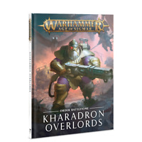 Battletome: Kharadron Overlords - Warhammer Age of Sigmar - New! Latest Version