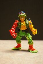 """1991 PLAYMATES TOYS TROMA TOXIC CRUSADERS MAJOR DISASTER 5"""" TALL ACTION FIGURE"""