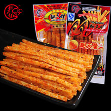 20pcs Chinese Specialty Snack Latiao Spicy Food Gluten HOT