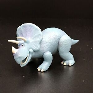 """Disney Store Toy Story Trixie Triceratops Figure Cake Topper Approx 4"""" Long"""
