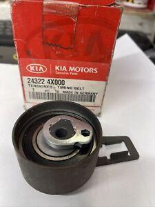 Kia Timing Belt Tensioner Pulley Brand New Genuine Part 24322 4x000