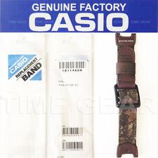 CASIO 10114608 GENUINE PATHFINDER HUNTING TIMER BROWN FABRIC BAND: PAS-410B-5V