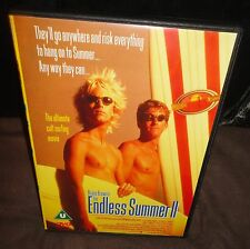 The Endless Summer 2 (DVD, 1994) Bruce Brown - Surfing
