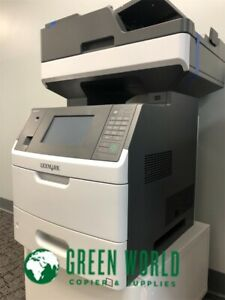 Lexmark XM5163 B&W Copy,Print,Scan Up to 8 1/2x14 65PPM LOW METER
