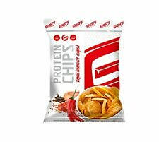 GOT7 High Protein Chips - 40% Protein Fitnesssnack - 6x 50g (Thai Sweet Chili)