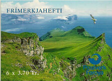 Birds Danish & Faroese Stamp Booklets