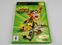Mint Disc Xbox Original CRASH: Twinsanity Free Postage Works on Xbox 360