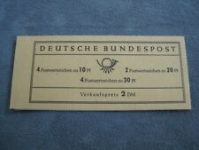 GERMANY Mi. #MH 12b mint MNH stamp booklet! CV $18.00