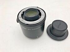 Convertidor de Nikon 2x TC20E Mk2