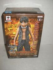 Banpresto One Piece Grandline Men Film Gold v1 Monkey D Luffy figure NEW GENUINE