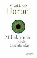 21 Lektionen für das 21. Jahrhundert von Harari, Yuval Noah | Buch | Zustand gut