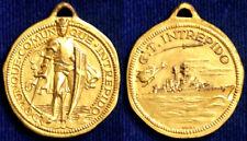 Medaglia Marina Militare Cacciatorpediniere INTREPIDO  #MD2651