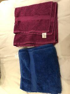 2 X Bath Towels