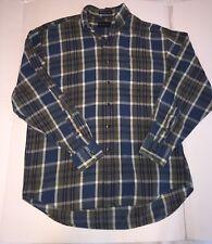 GANT Woodland Twill Men's Casual Shirt Sz M Multicolor Long Sleeve Button Front