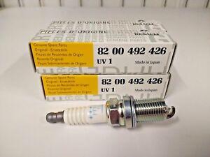 Genuine Renault Clio Sport 197 200 Spark Plugs