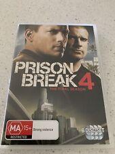 PRISON BREAK SEASON4 The Final Season 6 Disc Set DVD R4